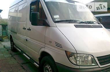 Mercedes-Benz Sprinter 211 груз. 2004