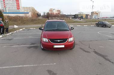 Chrysler Grand Voyager Town and Country 2003