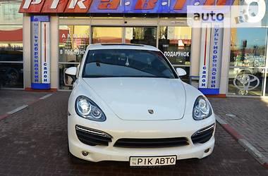 Porsche Cayenne  S 4.8i 2010