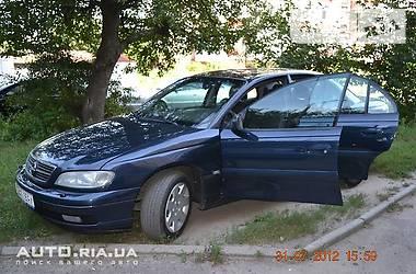 Opel Omega 2002