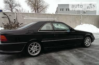 Mercedes-Benz CL 500 1997