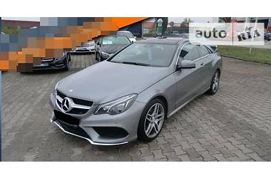 Mercedes-Benz E-Class 250і Coupe AMG 2014