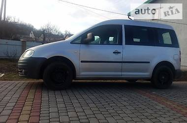 Volkswagen Caddy пасс. 2.0 SDI 2005