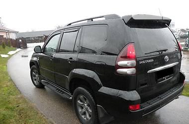 Toyota Land Cruiser 100  2006