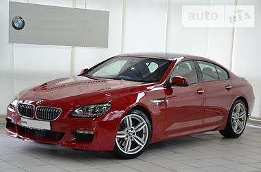 BMW 640 Gran Coupe M-sport 2012