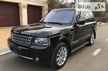 Land Rover Range Rover lux top 2012