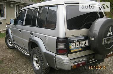 Mitsubishi Pajero 2.5 TD 1991