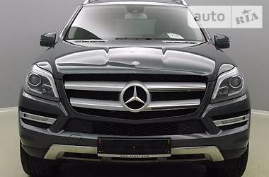 Mercedes-Benz GL 350 BlueTec 4Matic 2014