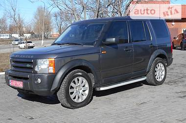 Land Rover Discovery 2.7 D 2006