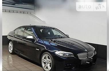 BMW 550 d M xDrive 2013