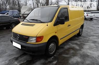 Mercedes-Benz Vito груз. 112 CDI 2000