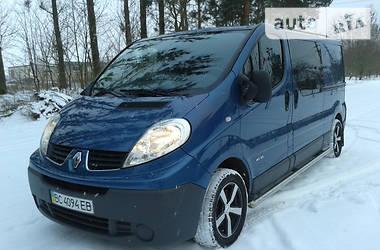 Renault Trafic груз. 2011