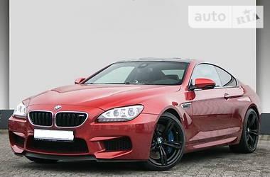 BMW M6 4.4 2014