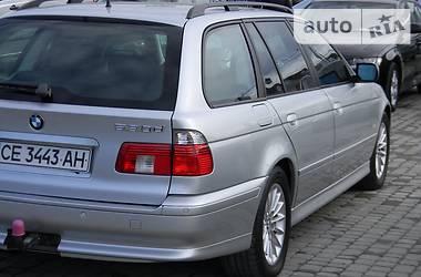 BMW 530 d 2001