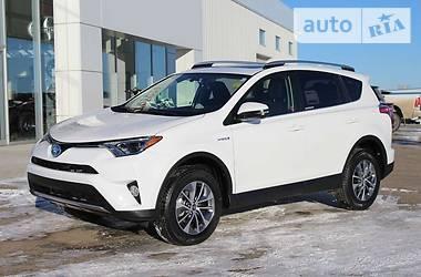 Toyota Rav 4 Hybrid XLE 2018