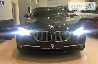 BMW 740 d xDrive Awt Bavaria 2011