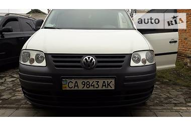 Volkswagen Caddy груз. 1.9 TDI 2006