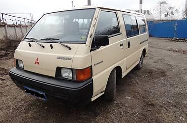 Mitsubishi L 300 пасс. 1987
