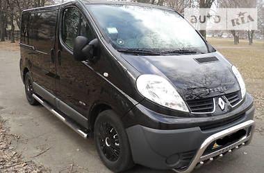 Renault Trafic груз. 115dci 84kw 2009