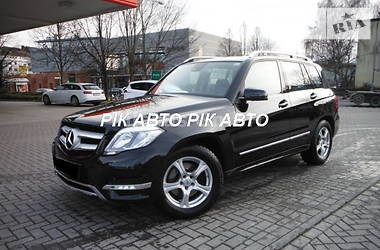 Mercedes-Benz GLK 220 CDI  4Matic 2014