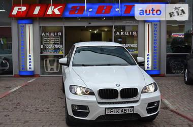 BMW X6 3.0d X-Drive 2014