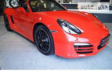 Porsche Boxster 2.7 АТ 2013