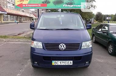 Volkswagen T5 (Transporter) пасс. 2.5tdi 2005
