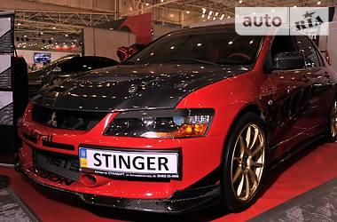 Mitsubishi Lancer Evolution 2007