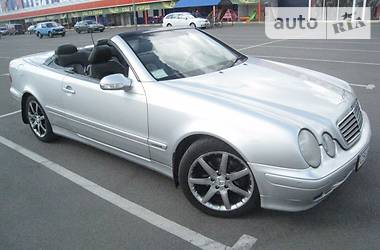 Mercedes-Benz CLK 230 Elegance 2000