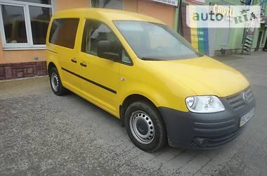 Volkswagen Caddy пасс. 2.0 2008