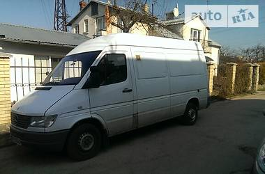 Mercedes-Benz Sprinter 212 груз. 1998