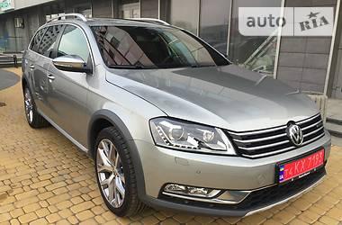 Volkswagen Passat B7 2.0 TDI Alltrack 2014
