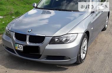 BMW 318 E91 2008