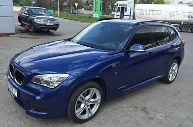 BMW X1 M SportPaket 2014