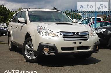Subaru Outback Tdi Limited 2013