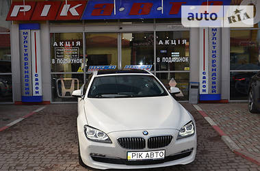 BMW 640 d Coupe 2014