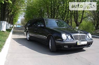 Mercedes-Benz E 320 3.2dci 2002