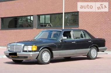 Mercedes-Benz S 300 Long 1988