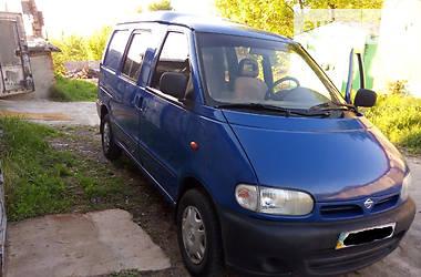 Nissan Vanette груз. 2000