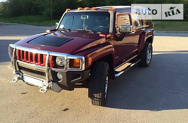 Hummer H3 Luxury Carbonado 2008