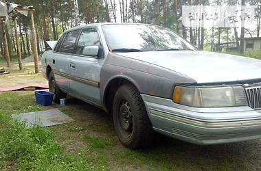 Lincoln Continental 1992