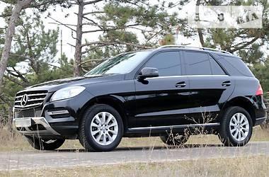 Mercedes-Benz ML 350 2014