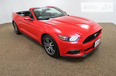 Ford Mustang 2.3 Convertible 2015