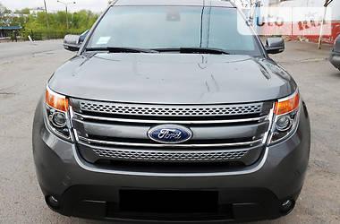 Ford Explorer 3.5 2012