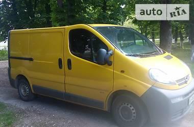 Opel Vivaro груз. 1.9 CDTI 2004