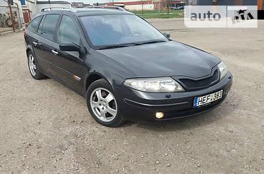 Renault Laguna 154kW 2001