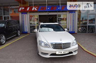 Mercedes-Benz S 350 CDI 4matic Long 2011