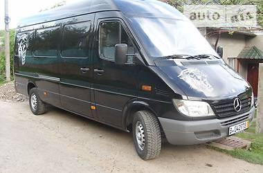 Mercedes-Benz Sprinter 313 груз. maxi 2004