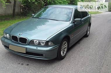 BMW 525  2002