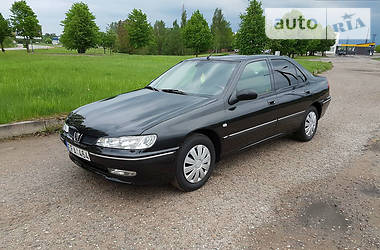 Peugeot 406 2.0 HDi 80kW 2000
